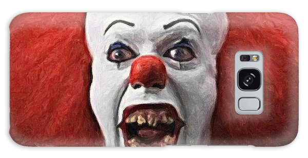 Pennywise The Clown Galaxy Case