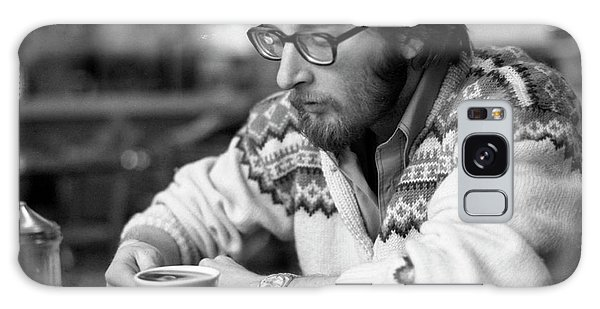 Pensive Brown Student, Louis Restaurant, 1976 Galaxy Case