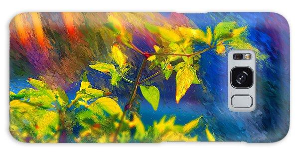 Pepper Plant II Galaxy Case by Gerhardt Isringhaus