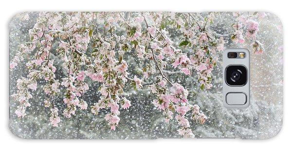 Peppermint Spring Galaxy Case