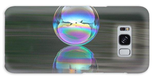 Perception Galaxy Case by Cathie Douglas