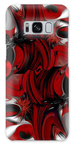 Perceptive Creation Galaxy Case