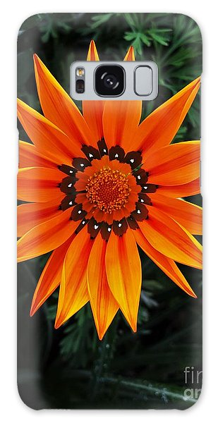 Perfect Flower  Galaxy Case
