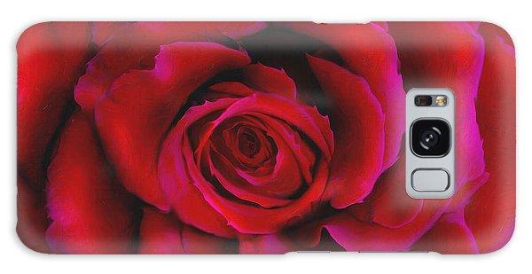Perfect Rose Galaxy Case
