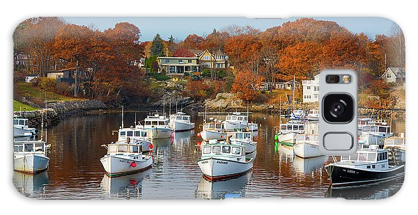 Galaxy Case featuring the photograph Perkins Cove by Darren White