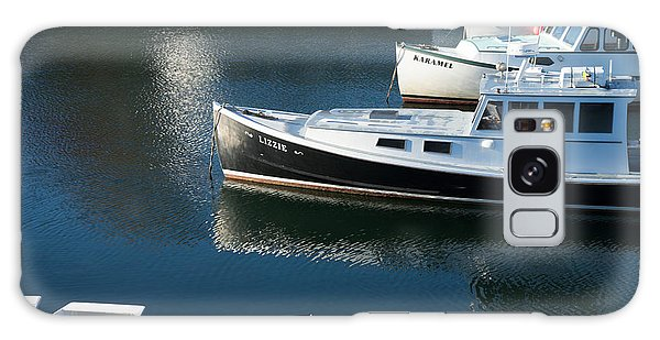 Perkins Cove Lobster Boats One Galaxy Case