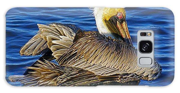 Perky Pelican Galaxy Case
