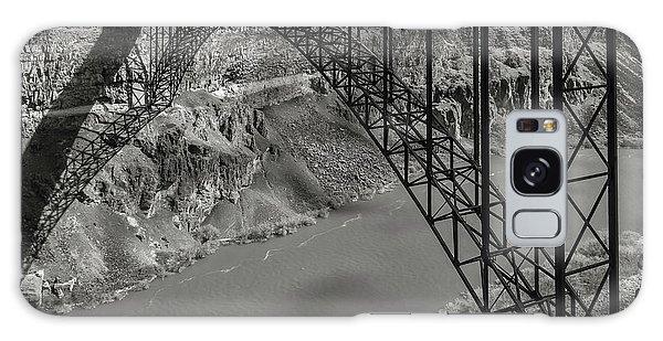 Perrine Bridge, Twin Falls, Idaho Galaxy Case