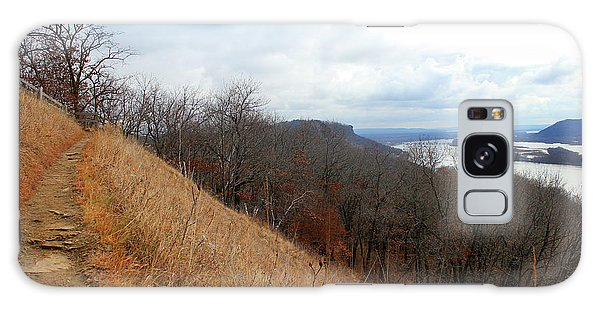 Perrot State Park Mississippi River 5 Galaxy Case