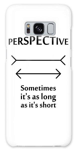 Perspective Galaxy Case