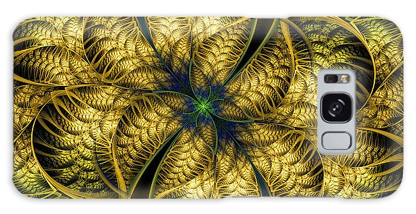 Petals Of Life Galaxy Case