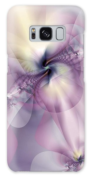 Petals Of Pulchritude Galaxy Case