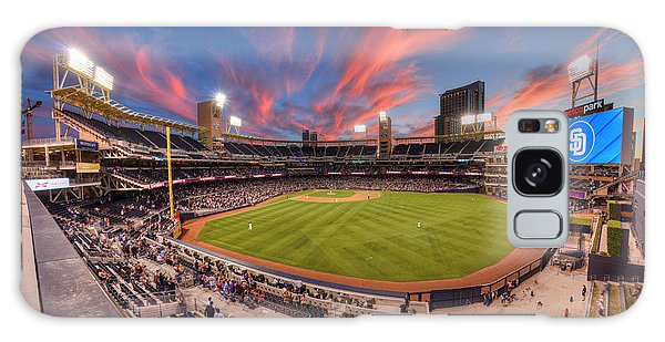 Petco Park - Farewell To 2015 Season Galaxy Case