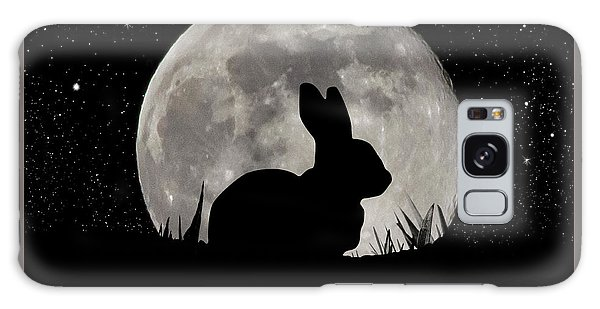 Peter Cottontail Galaxy Case