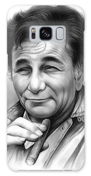 Influence Galaxy Case - Peter Falk by Greg Joens