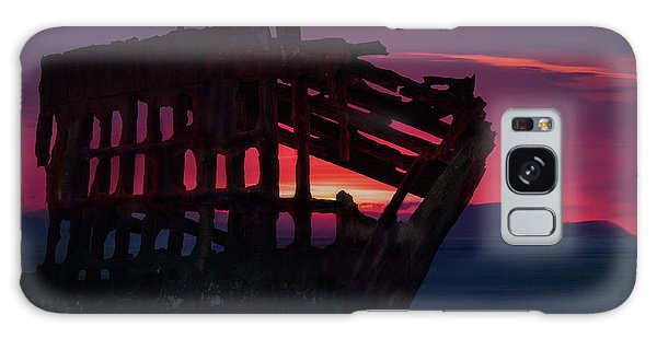 Peter Iredale Galaxy Case - Peter Iredale Shipwreck by Art Spectrum