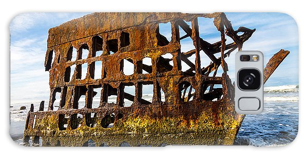 Peter Iredale Galaxy Case - Peter Iredale Shipwreck - Oregon Coast by Gary Whitton