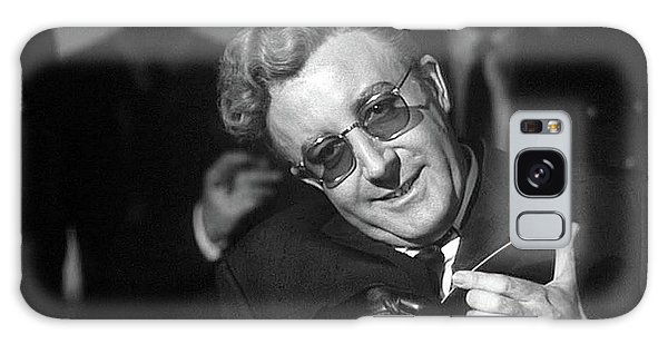 Peter Sellers As Dr. Strangelove Number One Color Added 2016 Galaxy Case