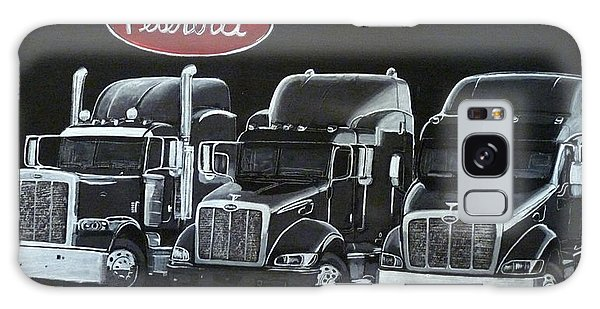 Peterbilt Trucks Galaxy Case