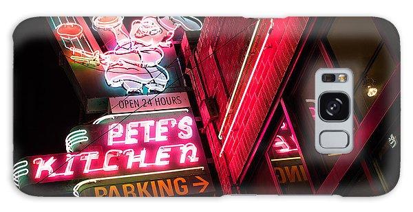 Pete's On Colfax Galaxy Case