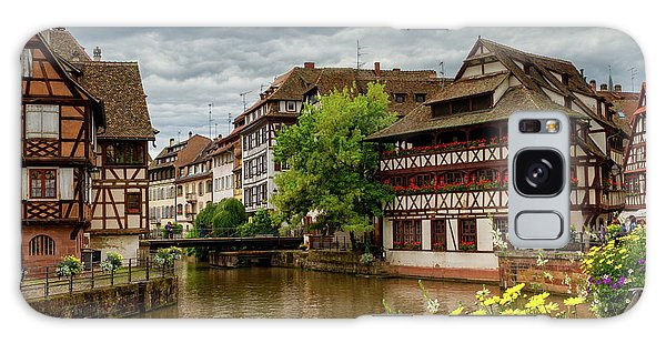 Petite France, Strasbourg Galaxy Case by Elenarts - Elena Duvernay photo