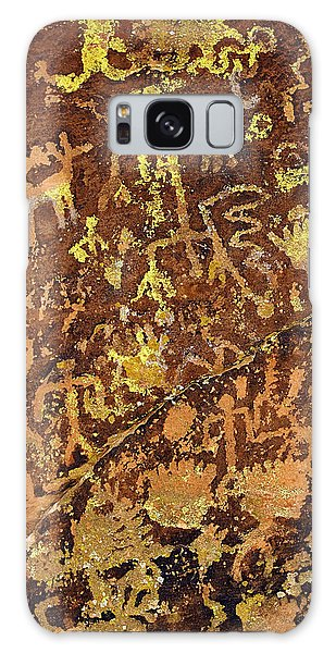Petroglyph Records Galaxy Case by Phyllis Denton