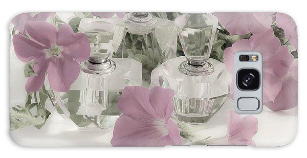Petunias And Perfume - Soft Galaxy Case