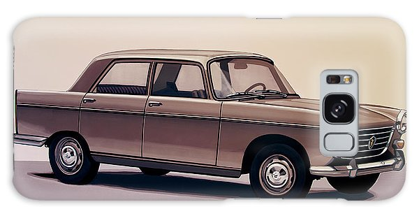 Automobile Galaxy Case - Peugeot 404 1960 Painting by Paul Meijering