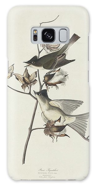Flycatcher Galaxy Case - Pewit Flycatcher by Dreyer Wildlife Print Collections