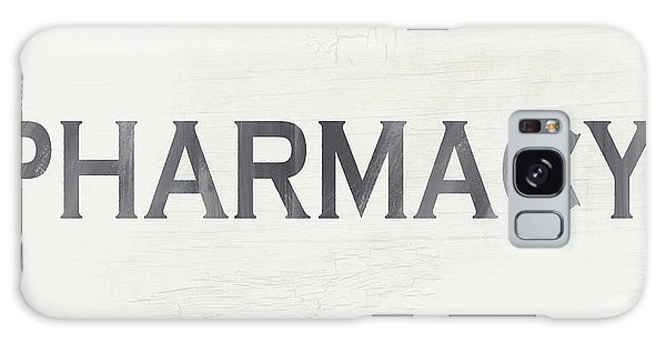 Cottage Galaxy Case - Pharmacy Sign- Art By Linda Woods by Linda Woods