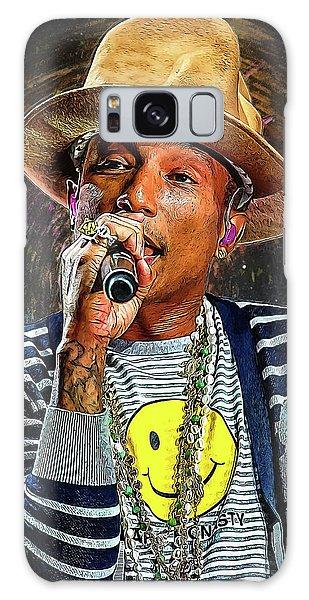 Pharrell Williams Galaxy S8 Case