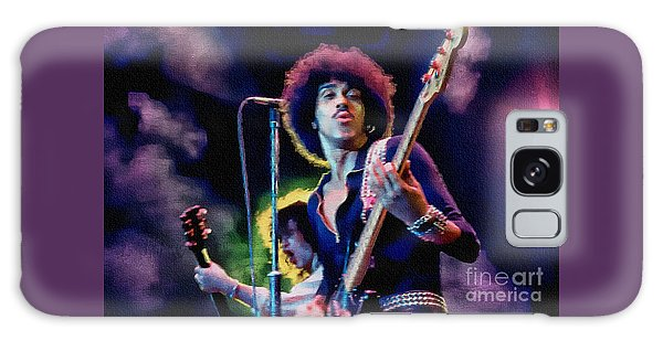 Phil Lynott - Thin Lizzy Galaxy Case