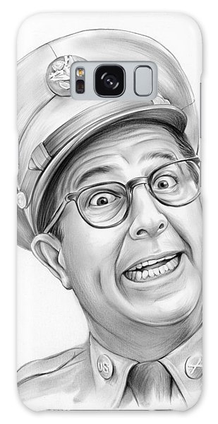1950s Galaxy Case - Phil Silvers by Greg Joens