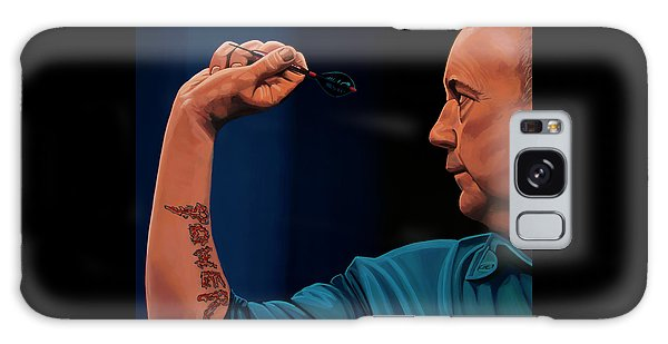Phil Taylor The Power Galaxy Case by Paul Meijering