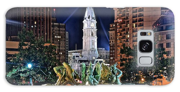 Philadelphia City Hall Galaxy Case