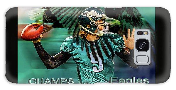 Philadelphia Eagles - Super Bowl Champs Galaxy Case