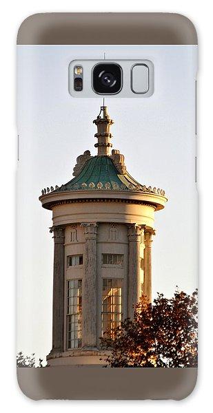 Philadelphia Merchant's Exchange Tower Galaxy Case
