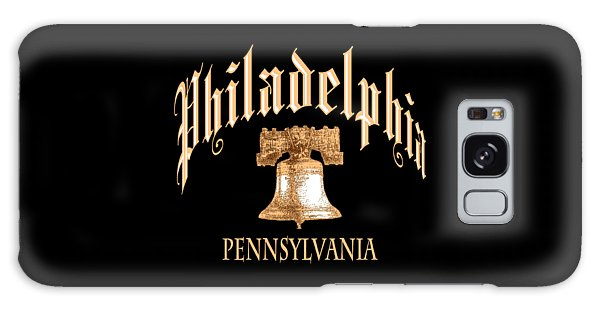Philadelphia Pennsylvania Design Galaxy Case