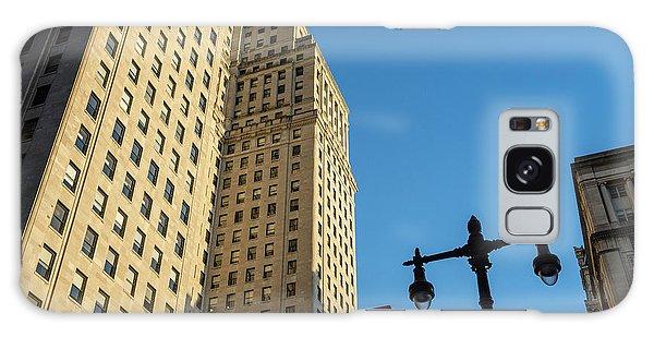 Philadelphia Urban Landscape - 0948 Galaxy Case