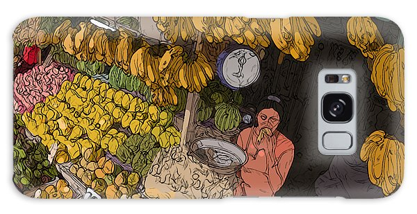 Philippines 3575 Saging Sales Lady Galaxy Case