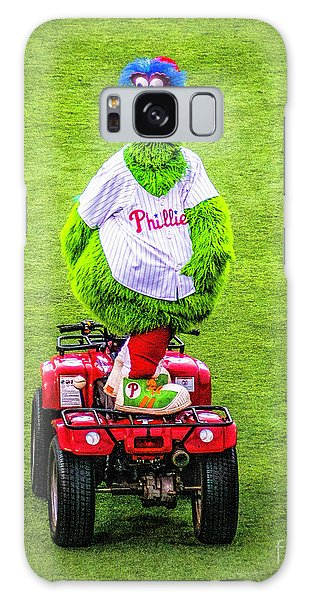 Phillie Phanatic Scooter Galaxy Case