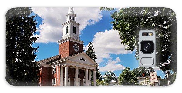 Phillips Stevens Chapel, Williston Northampton School, Easthampton, Ma Galaxy Case