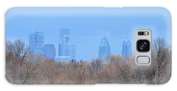 Philly From Afar Galaxy Case