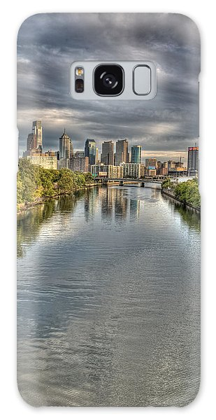 Philly River Galaxy Case