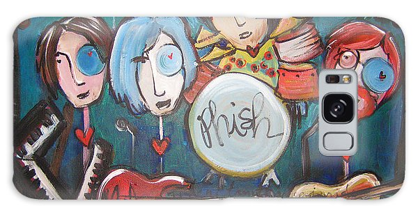 Phish At Big Cypress Galaxy Case