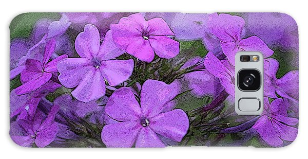 Phlox Galaxy Case