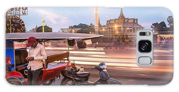Phnom Penh Tuk Tuk Galaxy Case