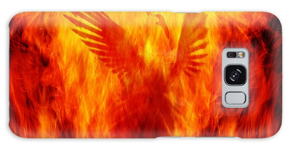Phoenix Rising Galaxy Case