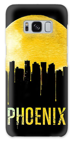 Phoenix Skyline Yellow Galaxy Case