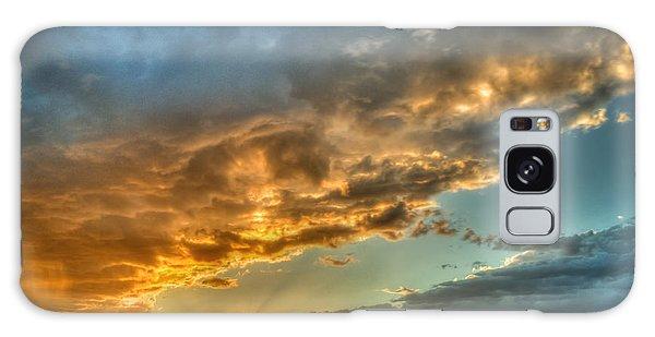 Phoenix Sunset Galaxy Case